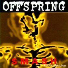 Discos de vinilo: LP OFFSPRING SMASH VINILO FROM THE ORIGINAL MASTER TAPES DIGITALLY REMASTERED. Lote 174389543