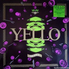 Discos de vinilo: YELLO THE RACE OH YEAH LIMITED. Lote 174395547