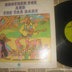 Discos de vinilo: BROTHER FOX AND THE TAR BABY ‎– (ORACLE RECORDS -1969) OG USA PSYCHEDELIC ROCK, BLUES ROCK. Lote 174403380
