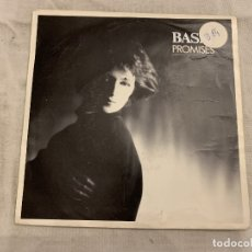 Discos de vinilo: BASIA ‎– PROMISES SELLO: PORTRAIT ‎– PRT 650368 7 FORMATO: VINYL, 7 , 45 RPM, SINGLE PAÍS: EUROPE . Lote 174405159