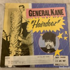 Discos de vinilo: GENERAL KANE – HAIRDOOZ SELLO: MOTOWN – ZB 41085 FORMATO: VINYL, 7 , 45 RPM PAÍS: GERMANY . Lote 174405919
