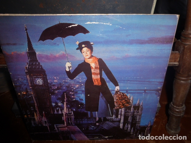 Discos de vinilo: LP - MARY POPPINS - WALT DISNEY´S RECORDS 1976 EN INGLES - Foto 2 - 174406240