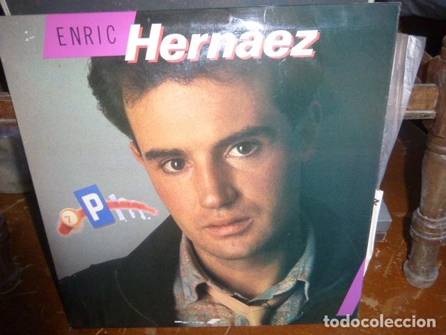 LP ERIC HERNÂEZ - FONOMUSIC 1986 (Música - Discos - LP Vinilo - Solistas Españoles de los 70 a la actualidad)