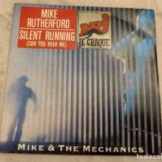 Discos de vinilo: MIKE & THE MECHANICS – CAN YOU HEAR ME SILENT RUNNING SELLO: WEA – 258 908-7 FORMATO: VINYL, 7 . Lote 174406753