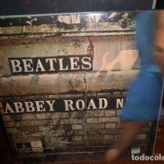 Discos de vinilo: LP - BEATLES - ABBEY ROAD . Lote 174408120