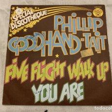 Discos de vinilo: PHILLIP GOODHAND-TAIT – FIVE FLIGHT WALK UP / YOU ARE SELLO: DJM RECORDS (2) – DJM 17624 . Lote 174408388