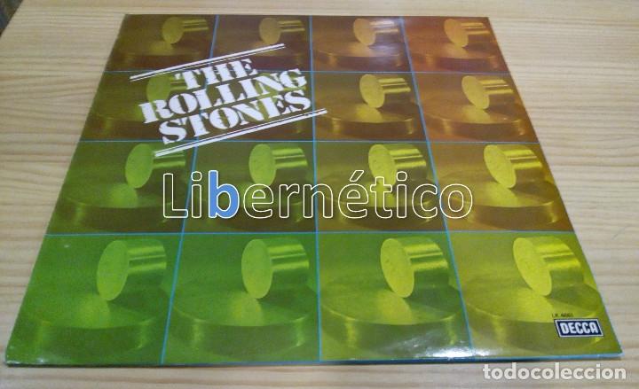 THE ROLLING STONES – NO. 2 (Música - Discos - LP Vinilo - Pop - Rock - Extranjero de los 70)