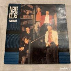 Discos de vinilo: NEW KIDS ON THE BLOCK – TONIGHT SELLO: CBS – 656177 7 FORMATO: VINYL, 7 , 45 RPM, SINGLE . Lote 174409183
