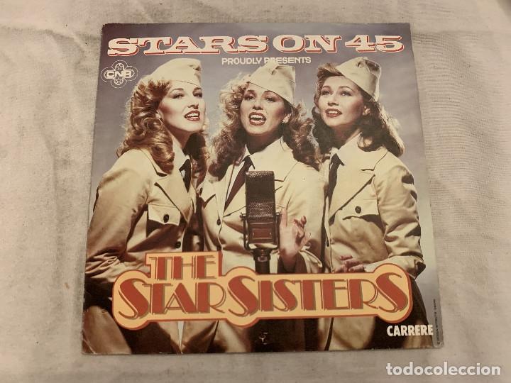 Discos de vinilo: Stars On 45 Presents The Star Sisters – The Star Sisters Sello: Carrere – 13.233, Carrere – 1323 - Foto 2 - 174409500