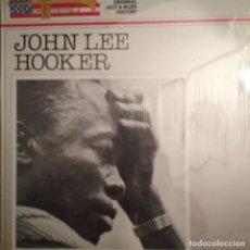 Discos de vinilo: JOHN LEE HOOKER – THE ORIGINAL JAZZ & BLUES HISTORY VOL.6 DOBLON – 50.1860 ED. ESPAÑA. Lote 174409895