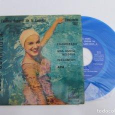 Discos de vinilo: 45 RPM - JOSE GUARDIOLA - 3º FESTIVAL ESPAÑOL DE LA CANCION DE BENIDORM 1961. Lote 174409923
