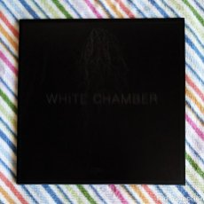 Discos de vinilo: WHITE CHAMBER - ONE 7'' EP - ELECTRONICA DARK AMBIENT DARKWAVE. Lote 174413357