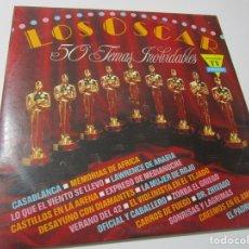 Discos de vinilo: LOS OSCAR 50 TEMAS 3XLP 1991 . Lote 174415570