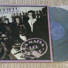 Discos de vinilo: LP LOQUILLO Y TROGLODITAS - LA MAFIA DEL BAILE (1985). Lote 174416558