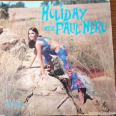 Discos de vinilo: HOLIDAY WITH PAUL NERO. Lote 174420452