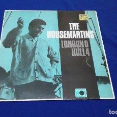 Discos de vinilo: THE HOUSEMARTINS -LONDON O HULL4. Lote 174423300