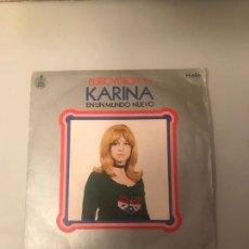 Discos de vinilo: KARINA. Lote 174427009