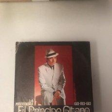 Discos de vinilo: EL PRINCIPE GITANO. Lote 174427067