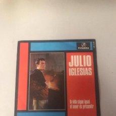 Discos de vinilo: JULIO IGLESIAS. Lote 174427212