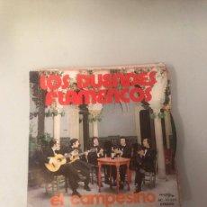Discos de vinilo: LOS AUTÉNTICOS FLAMENCOS. Lote 174427222