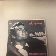 Discos de vinilo: JULIO IGLESIAS. Lote 174427249