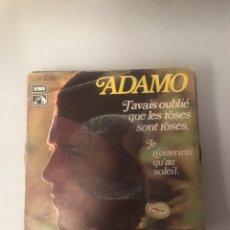 Discos de vinilo: ADAMO. Lote 174427277