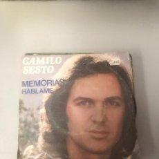 Discos de vinilo: CAMILO SEXTO. Lote 174427300