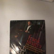 Discos de vinilo: FRANK SINATRA. Lote 174427384