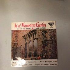 Discos de vinilo: MONASTERY GARDEN. Lote 174427403
