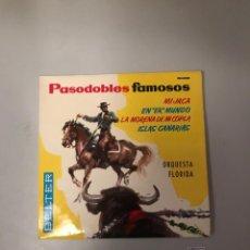 Discos de vinilo: PASODOBLES FAMOSOS. Lote 174427438