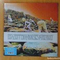 Discos de vinilo: LED ZEPPELIN - HOUSES OF THE HOLY - LP. Lote 174430588