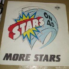 Discos de vinilo: STAR ON 45 - MORE STARS. Lote 174451407