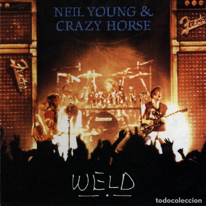 NEIL YOUNG & CRAZY HORSE - WELD (1991) (Música - Discos - LP Vinilo - Pop - Rock Extranjero de los 90 a la actualidad)