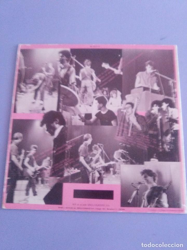 Discos de vinilo: MUY RARO/BUSCADO. MAXI. PISTONES - VOCES - SELLO MR MF 600772 - 1983 / ARIEL ROT - Foto 3 - 174469367