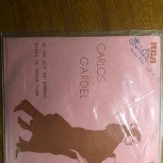 Discos de vinilo: CARLOS GARDEL . RCA 50009. ANGOLA. Lote 174471468
