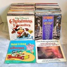 Discos de vinilo: SUPER LOTE MAS DE 152 LP`S DISCOS DE VINILO 33.RPM VARIOS ARTISTAS Y ESTILOS (VER IMAGENES). Lote 174473377