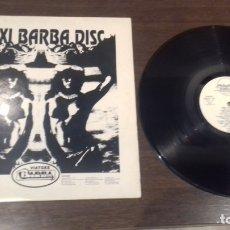 Discos de vinilo: MUY RARO LP VARIOS ELECTRONICA ITALO DISCO MAXI BARBA DISC PRISMATIC RECORDS. Lote 174477530
