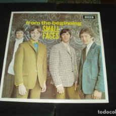 Discos de vinilo: SMALL FACES LP FROM THE BEGINNING. Lote 174485089