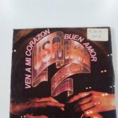 Discos de vinilo: USA EUROPEAN CONNECTION VEN A MI CORAZON BUEN AMOR ( 1978 TK ESPAÑA ) COME INTO MY HEART. Lote 174485628