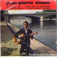 Discos de vinilo: DISCOS (JEAN PIERRE EIZNER). Lote 174492109