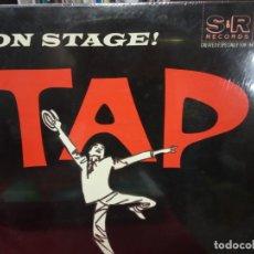 Discos de vinilo: ON STAGE!-TAP -LP-S& RECORDS Nº 903 -PRECINTADO USA-ORIGINAL. Lote 174493832
