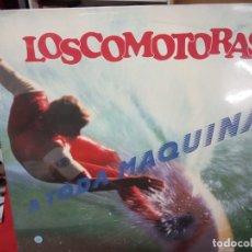 Discos de vinilo: LOS LOCOMOTORAS -LP-PRECINTADO. Lote 174495752