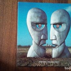 Discos de vinilo: PINK FLOYD- THE DIVISION BELL.LP 1994 UK. Lote 174496773