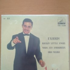 Discos de vinilo: JOSE GUARDIOLA EXODUS EP. Lote 174503278