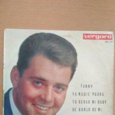Discos de vinilo: FRANCISCO HEREDERO FANNY +3 EP. Lote 174503462