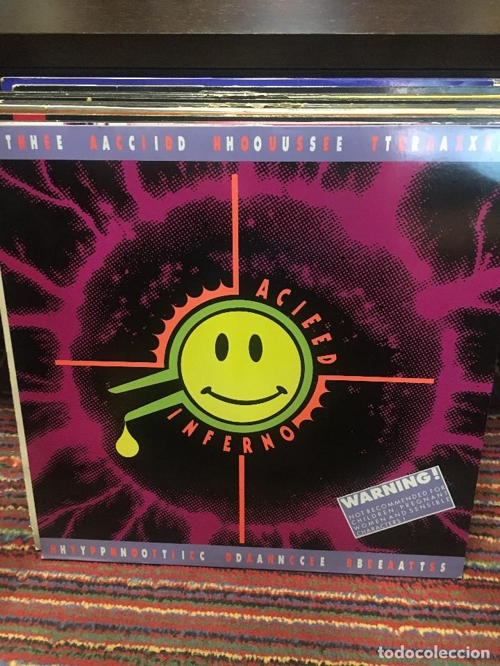 ACIEED INFERNO LP (Música - Discos - LP Vinilo - Disco y Dance)