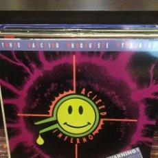 Discos de vinilo: ACIEED INFERNO LP. Lote 174508527