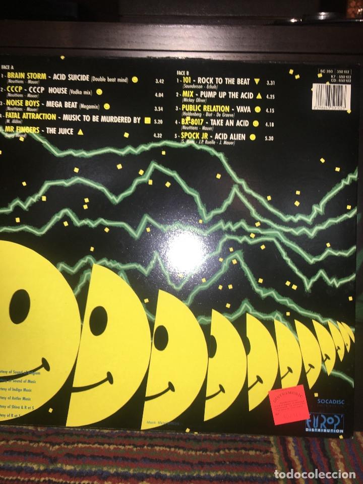 Discos de vinilo: THE WORST OF ACID MUSIC - Foto 2 - 174508893