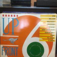 Discos de vinilo: UP FRONT LP. Lote 174509487