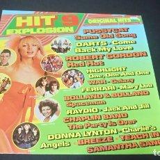 Discos de vinilo: HIT EXPLOSION VOL.9 BUEN ESTADO DIFICIL. Lote 174525113